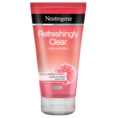 Neutrogena Refreshingly Clear, piling za obraz (150 ml)