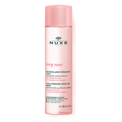 Nuxe Very Rose, vlažilna micelarna vodica 3v1 (200 ml)