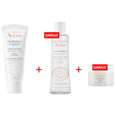 Avene Hydrance Riche UV, paket (40 ml + 100 ml + 7 ml)