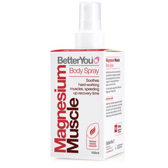 BetterYou Muscle, magnezijevo olje (100 ml)