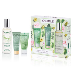 Caudalie Beauty Elixir, set (100 ml + 30 ml + 15 ml)