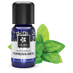 Eteris, eterično olje poprova meta (10 ml)