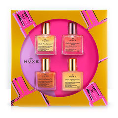 Nuxe La Mythique Collection Huile Prodigieuse, set (4 x 10 ml)