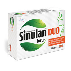 Sinulan Duo Forte, tablete (60 tablet)
