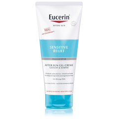 Eucerin After Sun Sensitive Relief, kremni gel (200 ml)