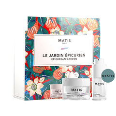 Matis Epicurean garden, darilni set (50 ml + 15 ml)