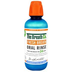 Ustna voda proti zadahu Icy Mint, The Breath Co (500 ml)
