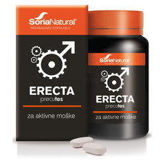 Erecta Pecutes Soria Natural, tablete (60 tablet)