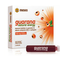 guarana natural energy