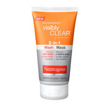 Neutrogena Visibly Clear 2v1 gel-maska