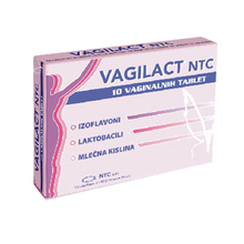 Vagilact NTC, vaginalne tablete