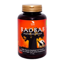 Natural Earth Baobab Premium, prah