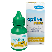 Optive Plus, kapljice za oči (10 ml)