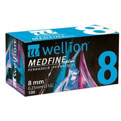 Wellion Medfine plus 31G, igla za inzulinska peresa - 8 mm