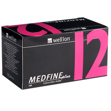 Wellion Medfine plus 29G, igla za inzulinska peresa - 12 mm