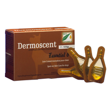 Dermoscent Essential 6 Spot-on, kožni nanos za pse (1-10 kg) - 4 pipete