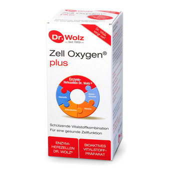 Dr. Wolz Zell Oxygen plus, koncentrat (250 ml)
