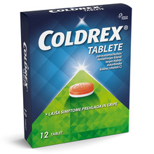 Coldrex, 12 tablet
